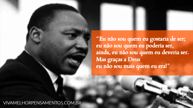 Martin Luther King - Frases