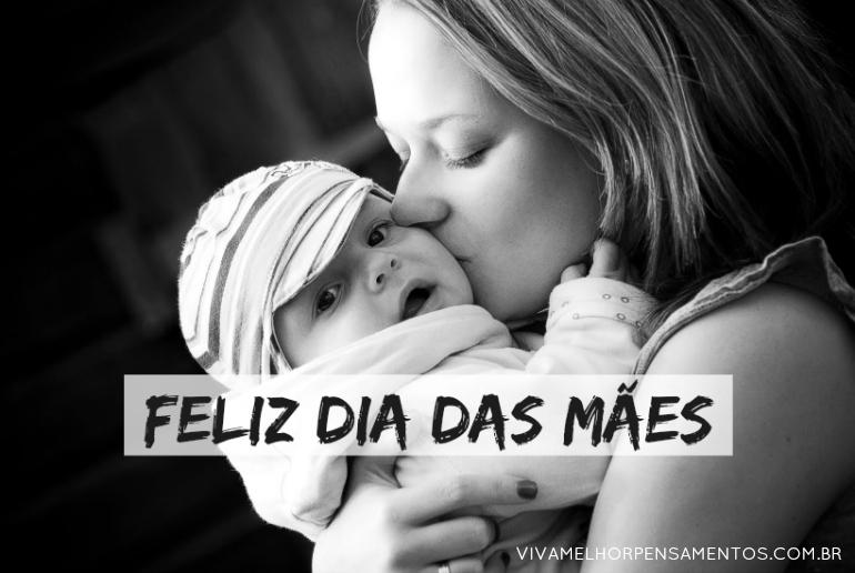 Frases e Mensagens para o Dia das Mães