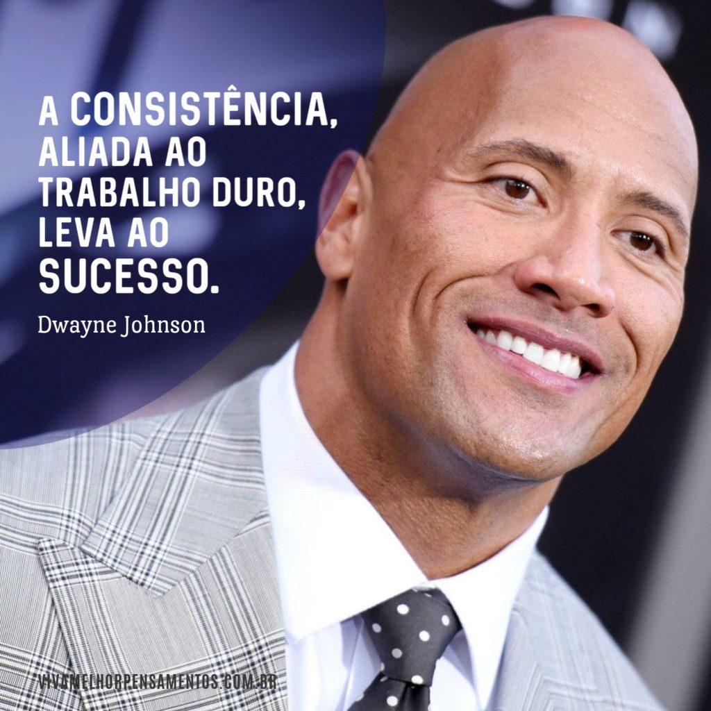 Sucesso - Dwayne Johnson