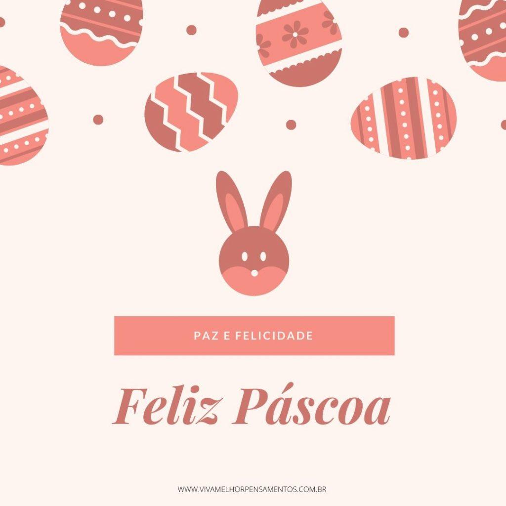 Páscoa de Felicidade e Paz