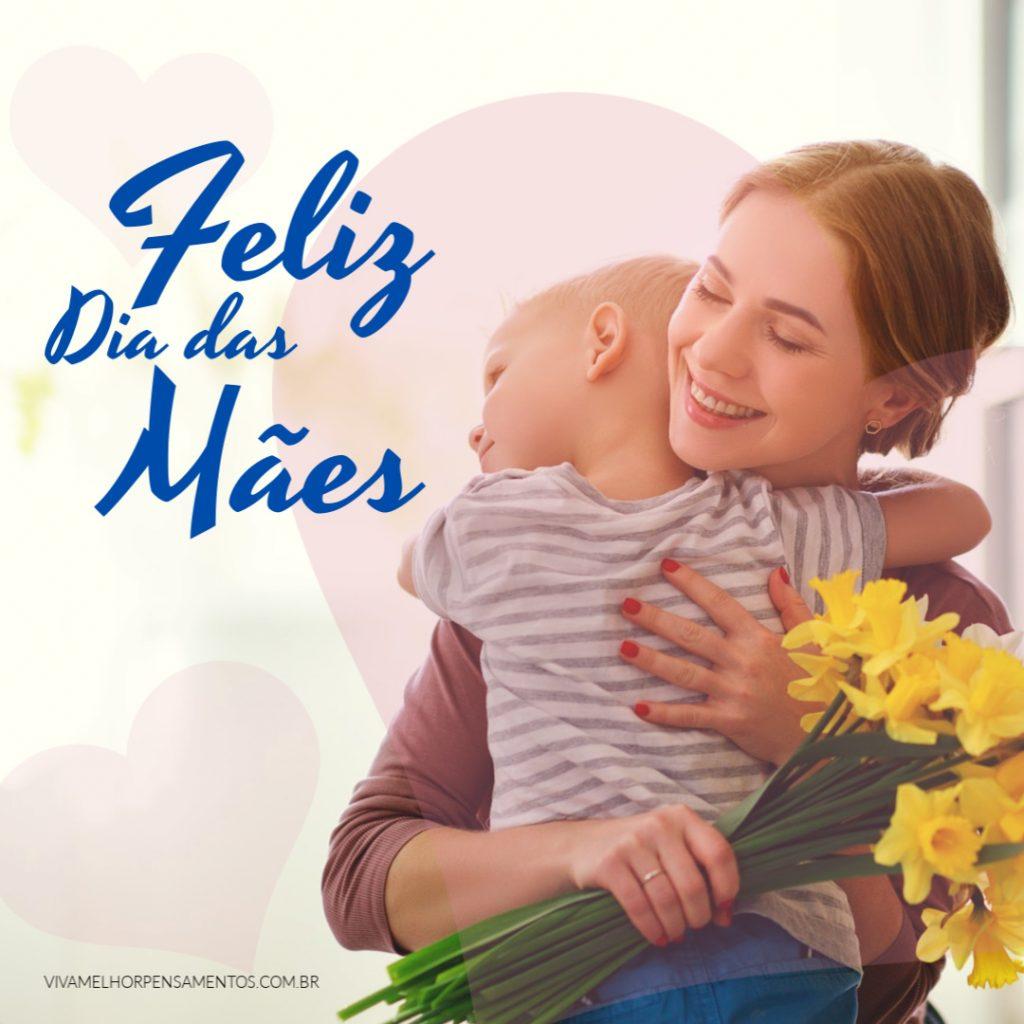 Parabéns pelo seu dia mãe